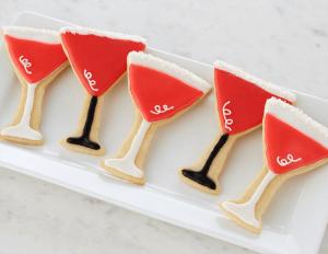Martini Cookies