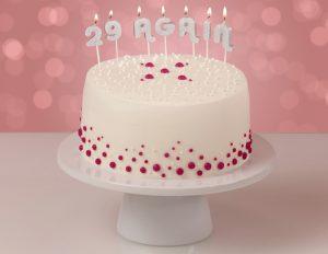 29 & Divine Cake
