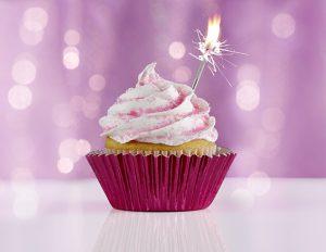 Dazzler Cupcakes
