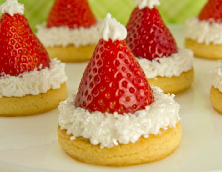 strawberry_santa_hats