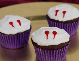 Vampire Cupcakes