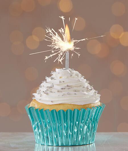 Sparkler Relight Cupcakes Cake Mate 174