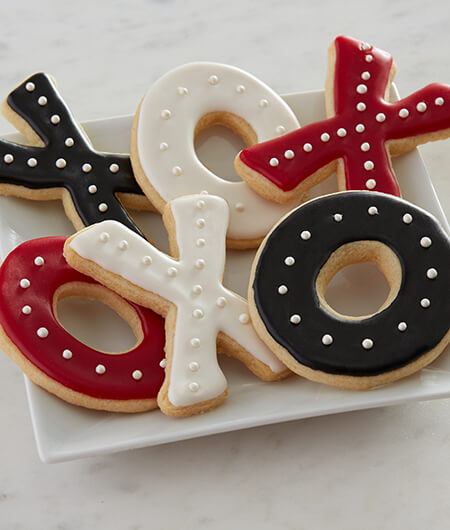 XO Sugar Cookies Cake Mate