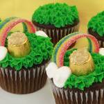 St. Patrick's Day Cookie and Cupcakes Dessert Recipe Ideas from Cake Mate