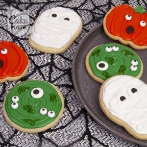 Halloween Pal Cookies