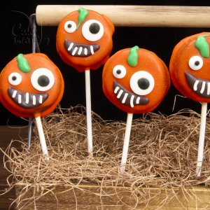 Wacky Jack Cookie Pops