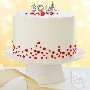 30ish Birthday Cake